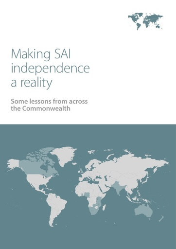 Making SAI independence a reality: Some lessons from across the Commonwealth