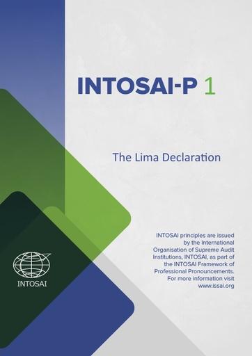INTOSAI-P 1: The Lima Declaration